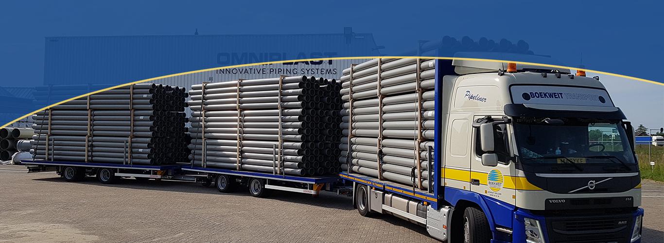 LZV - Langere en Zwaardere Vrachtautocombinatie
