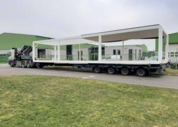 Speciaal Transport Tiny House